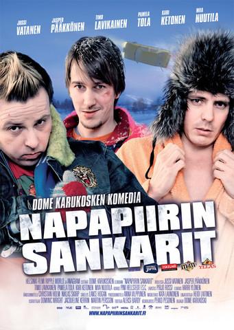 Napapiirin Sankarit (DVD, used)