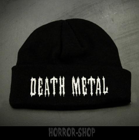 Death Metal - watch cap