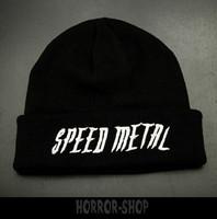 Speed Metal - watch cap