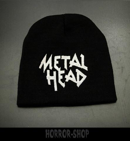 Metal Head - beanie