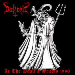 Beherit – At The Devil's Studio 1990 (CD, new)