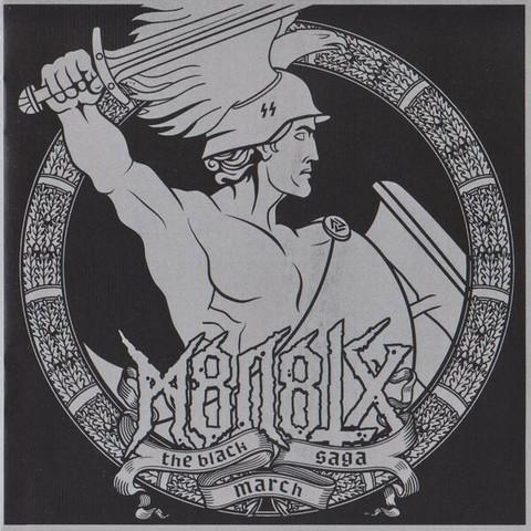 М8Л8ТХ – The Black March Saga (CD, uusi)
