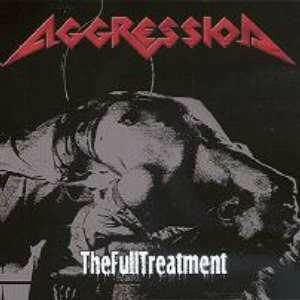 Aggression  – The Full Treatment (CD, used)