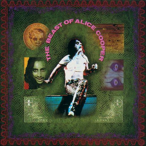 Alice Cooper – The Beast Of Alice Cooper (CD, used)