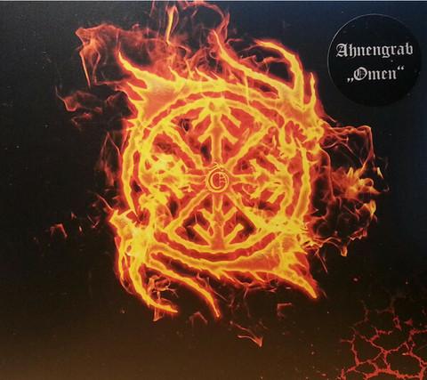 Ahnengrab – Omen (CD, uusi)
