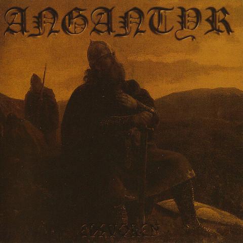 Angantyr / Nasheim – Angantyr / Nasheim (CD, new)