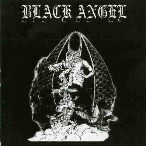 Black Angel – Black Angel (CD, used)