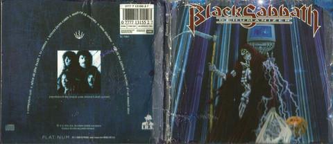 Black Sabbath – Dehumanizer (CD, used)