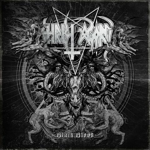 Christ Agony – Black Blood (CD, uusi)
