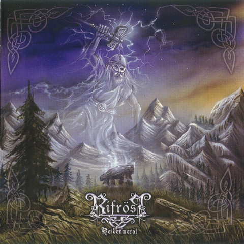 Bifröst – Heidenmetal (CD, uusi)