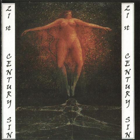 21st Century Sin – 21st Century Sin (CD, käytetty)