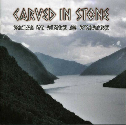 Carved In Stone – Tales Of Glory & Tragedy (CD, new)