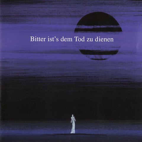 Dornenreich – Bitter Ist's Dem Tod Zu Dienen (CD, used)
