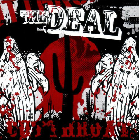 The Deal  – Cutthroat (CD, new)
