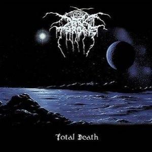 Darkthrone - Total Death (CD, original version, new)