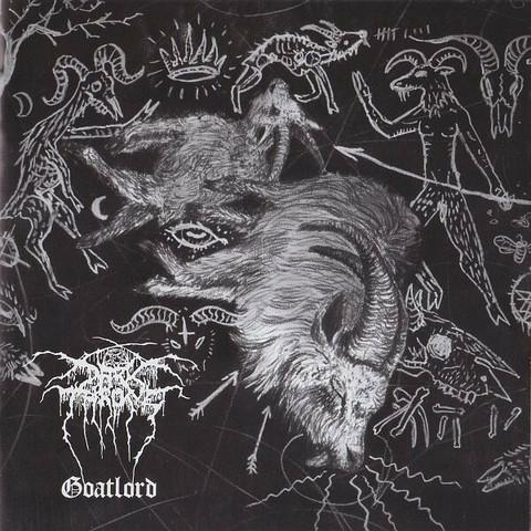 Darkthrone – Goatlord (2 CD reissue, new)