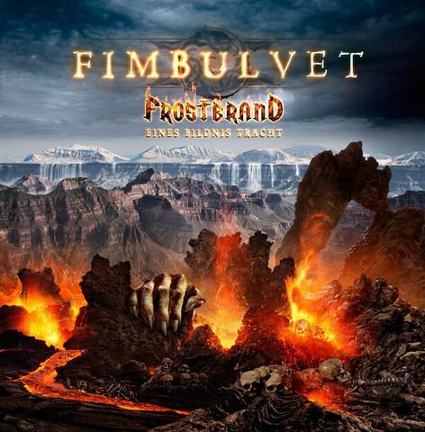 Fimbulvet – Frostbrand - Eines Bildnis Tracht (CD, uusi)