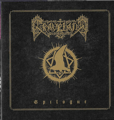 Graveland – Epilogue (CD, new)