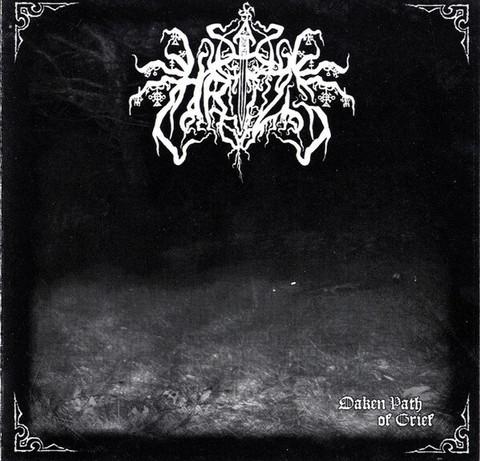 Hrizg – Oaken Path Of Grief (CD, uusi)