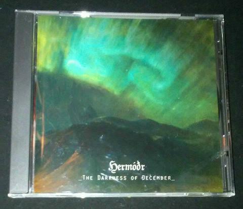 Hermóðr – The Darkness Of December (CD, uusi)