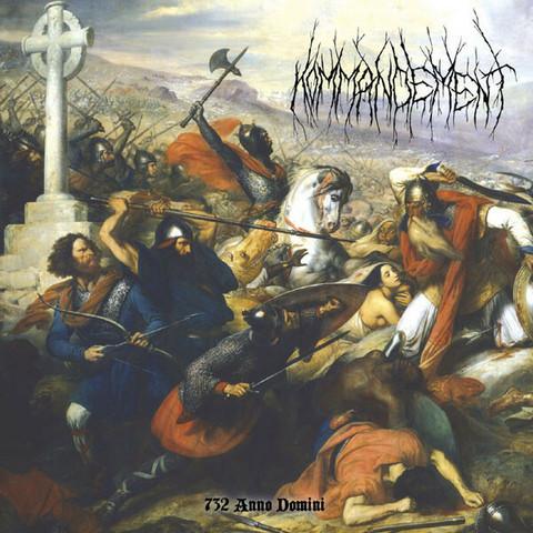 Kommandement – 732 Anno Domini (CD, uusi)