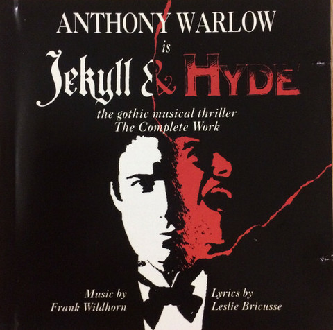 Jekyll & Hyde (The Gothic Musical Thriller) (The Complete Work) CD, used