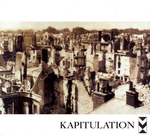 Nocturne – Kapitulation (CD, used)