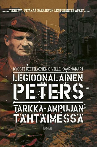Legioonalainen Peters Tarkka-ampujan tähtäimessä (used)
