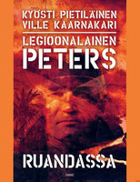 Legioonalainen Peters Ruandassa (used)