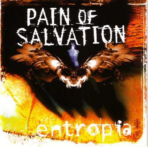 Pain Of Salvation – Entropia (CD, used)