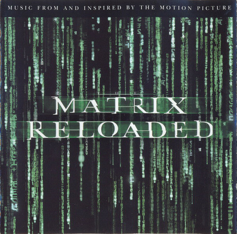 Various – The Matrix Reloaded (Music From And Inspired By The Motion Picture) (2 CD, used)