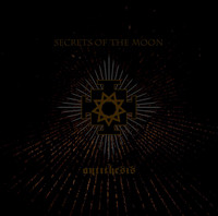 Secrets Of The Moon – Antithesis (CD, käytetty)