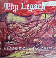Thy Legacy – Blood Work Theories (CD, käytetty)