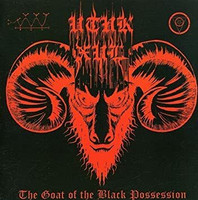 Utuk Xul – The Goat Of The Black Possession (CD, käytetty)