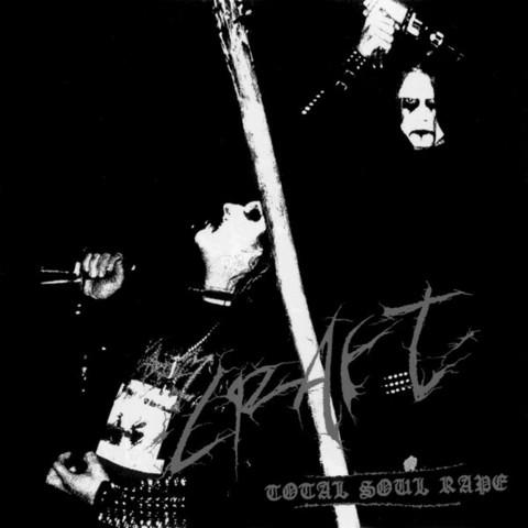 Craft  – Total Soul Rape (CD, new)