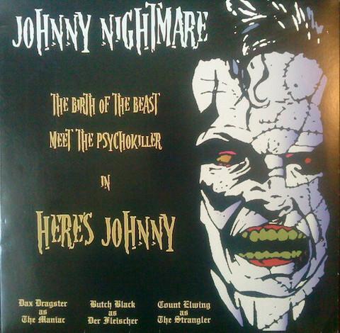 Johnny Nightmare – Here's Johnny (LP, new)
