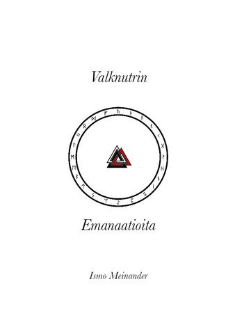 Valknutrin Emanaatioita - Balder Odinsson