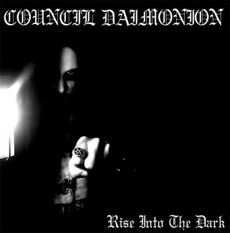 Council Daimonion – Rise Into The Dark ( Vinyl, 7