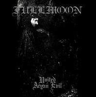 Fullmoon – United Aryan Evil (LP, uusi)