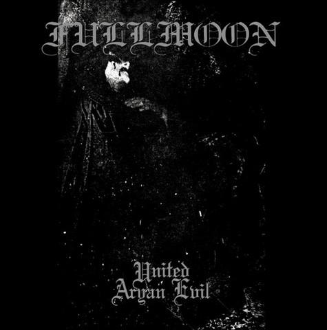 Fullmoon – United Aryan Evil (LP, new)