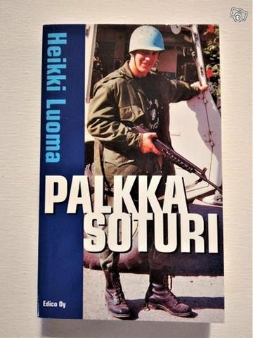 Heikki Luoma - Palkkasoturi (used)