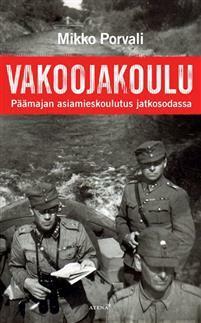 Mikko Porvali- Vakoojakoulu (used)