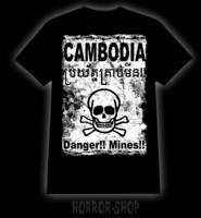Cambodia t-paita
