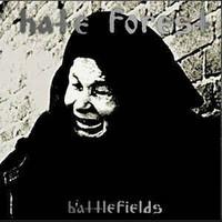 Hate Forest – Battlefields (vinyl, LP, uusi)