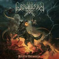 Graveland : Hour Of Ragnarok (CD, uusi)