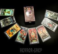 Dark Mansion Tarot kortit