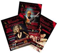 Blood Ceremony Magazine 1,2 & 4