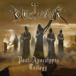 BLOODHAMMER - Post-Apocalypse Trilogy (käytetty)