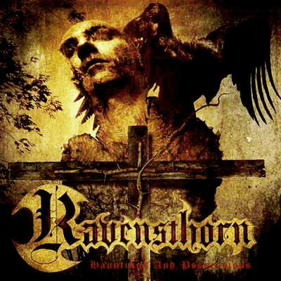 Ravensthorn - Hauntings and possessions (CD, Used)