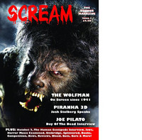 SCREAM: The Horror Magazine (ISSUE 1)